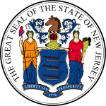[Seal of New Jersey]