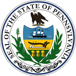 [Seal of Pennsylvania]