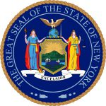 [Seal of New York]