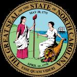 [Seal of North Carolina]