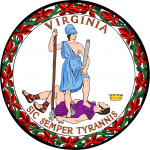 [Seal of Virginia]