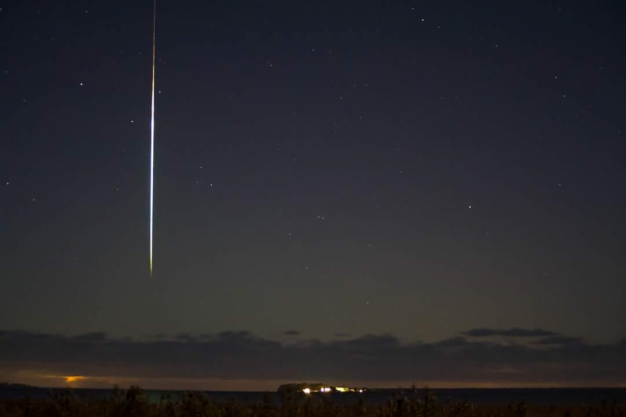 [Fireball over Denmark, 2017]