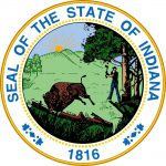 [Seal of Indiana]