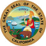 [Seal of California]