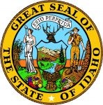 [Seal of Idaho]