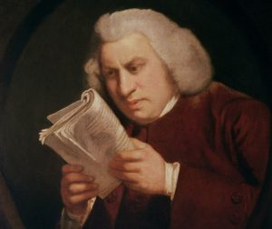 [Samuel Johnson]