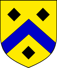 [Coat of arms of the River Houses]