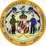 [Seal of Maryland]