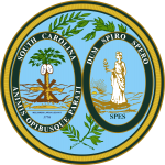 [Seal of South Carolina]