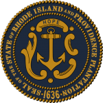 [Seal of Rhode Island]