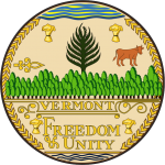 [Seal of Vermont]