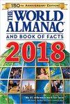 [World Almanac 2018]