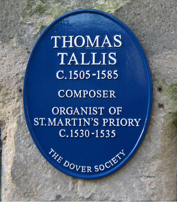 🎼 MUSICAL INTRODUCTIONS: Thomas Tallis, Master of Polyphony