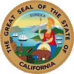 [Seal of California]