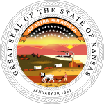 [Seal of Kansas]
