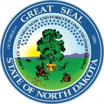 [Seal of North Dakota]