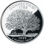 [Connecticut quarter]