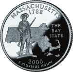 [Massachusetts quarter]