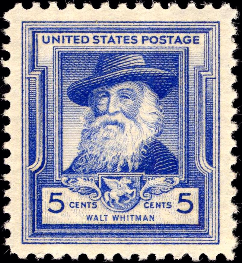 🗓 🖋 WONDERFUL WORDS: Happy 200th to Walt Whitman (1819–1892)
