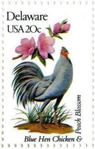 [Delaware stamp]