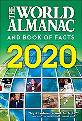 📚 BOOKS: A New World Almanac for the New 2020 Year