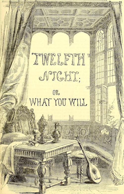 🎵 🎭 HAPPY TWELFTH NIGHT!