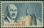🚀 REMEMBERING Space Pioneer Robert Goddard (1882–1945)