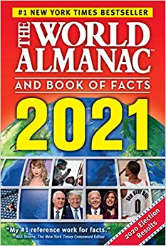 📚 HOMESCHOOL BOOKS: A New World Almanac for the New 2021 Year