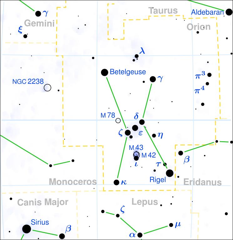 🌟 STAR BRIGHT: Betelgeuse for February