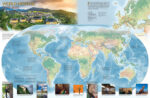 🌎 🇺🇳 🗺 WEEKLY WORLD HERITAGE: A Free World Heritage Wall Map